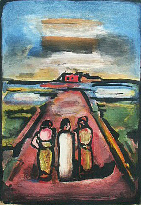 The Road to Emmaus The Walk of Worry and Revelation